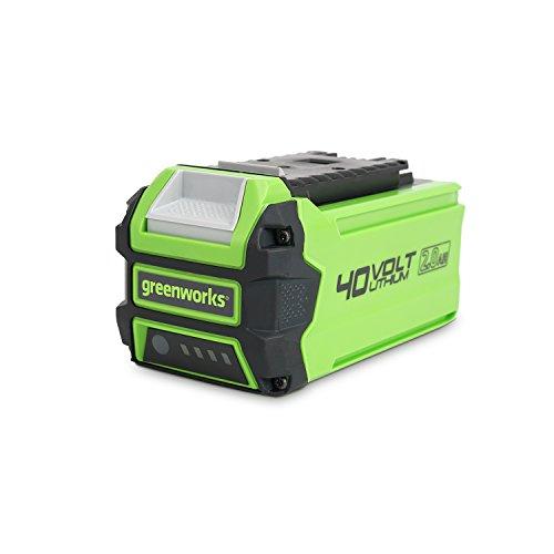 Batterie Greenworks G40B2 2ème génération Li-Ion 40V 2 Ah