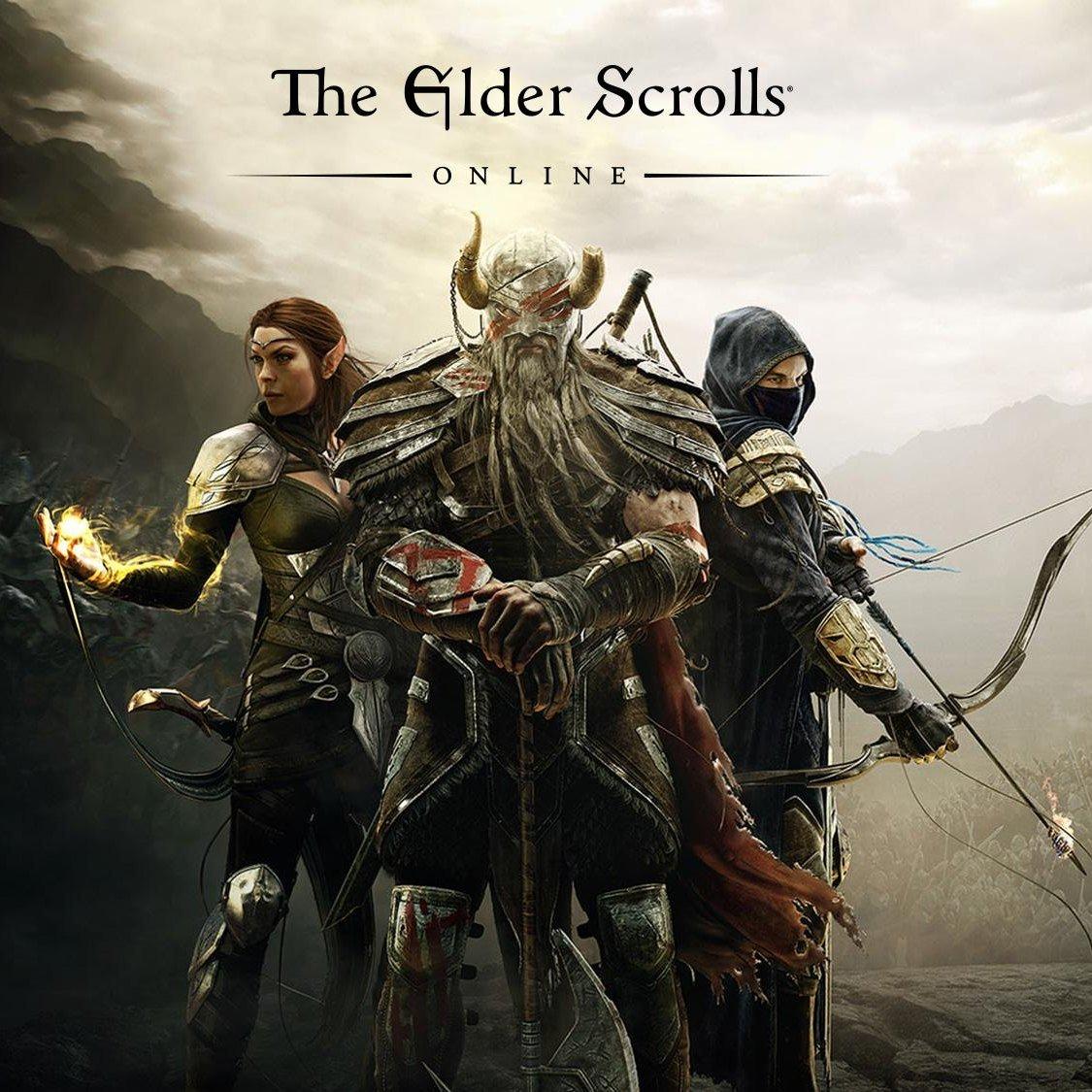 The Elder Scrolls Online (ESO) jouable gratuitement 2 semaines sur PC / PS4 / Xbox / Stadia (Dématérialisé)