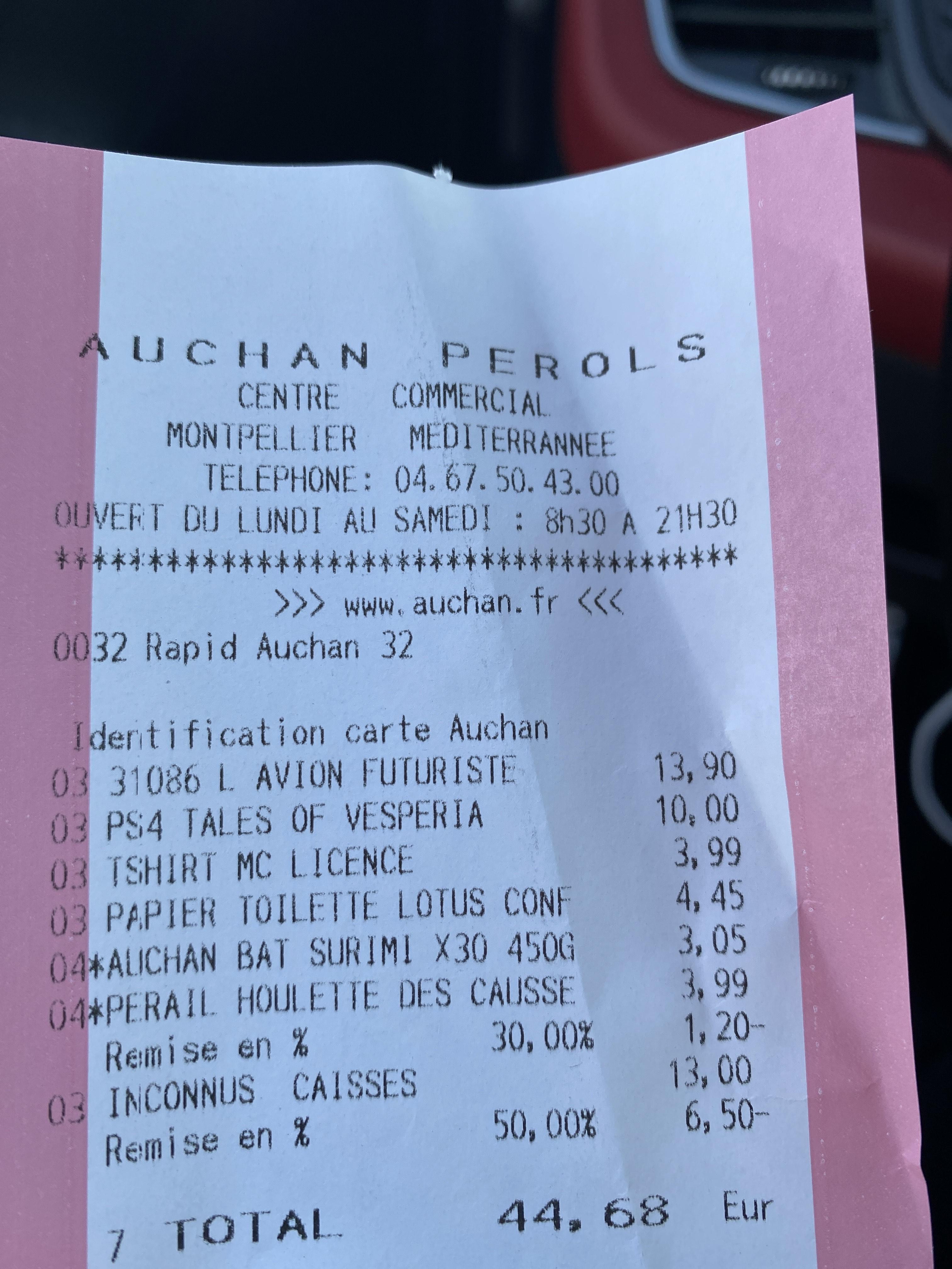 Jeu Tales of vesperia definitive edition sur PS4 - Auchan perols (34)