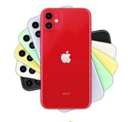 Smartphone Apple iPhone 11 (vendeur tiers)