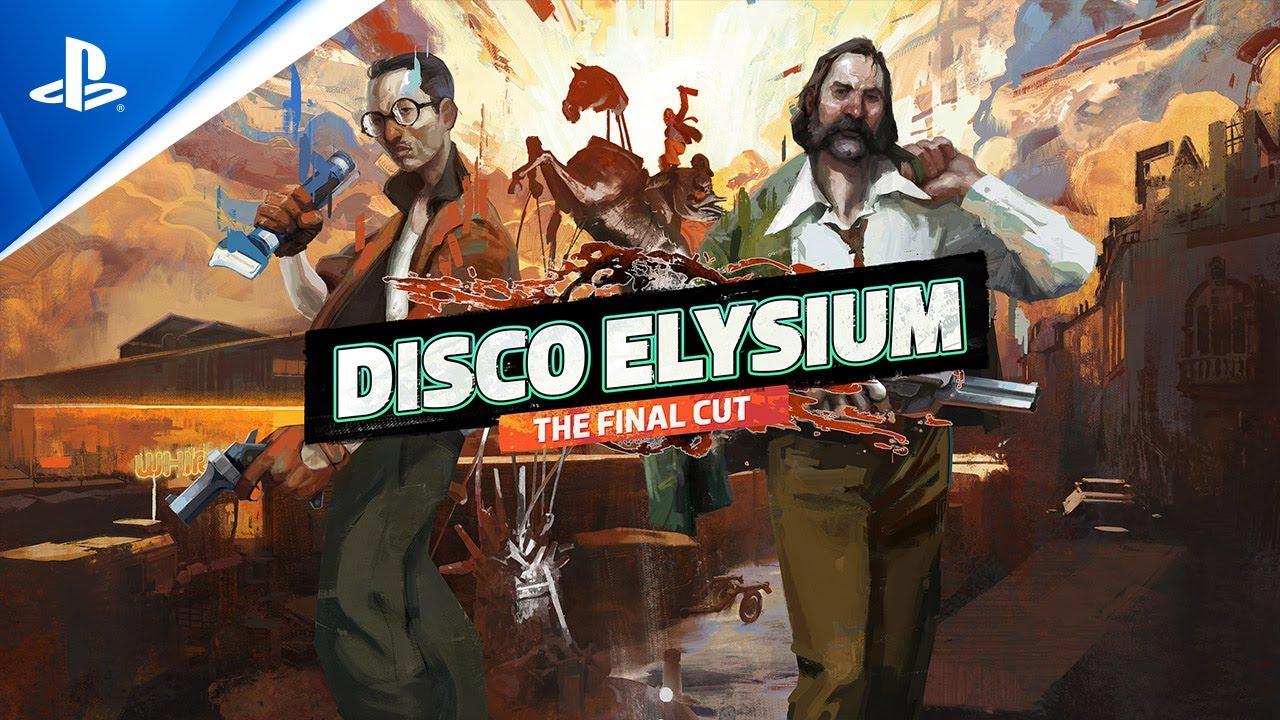 Jeu Disco Elysium - The final cut sur PS4/PS5 (Dématérialisé)
