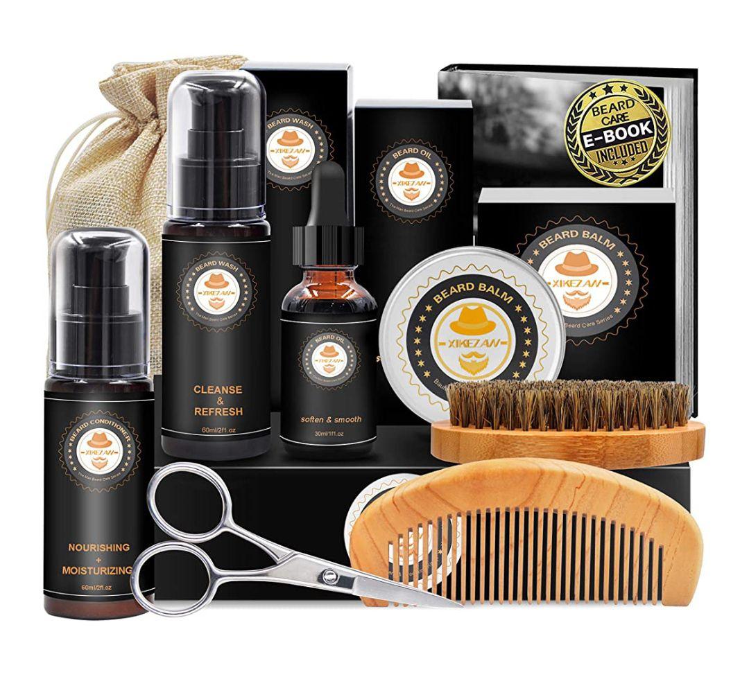 Coffret entretien barbe Xikezan (vendeur tiers)