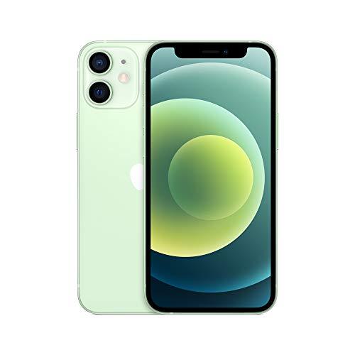 "Smartphone 5.4"" Apple iPhone 12 Mini - 64 Go (Vert)"