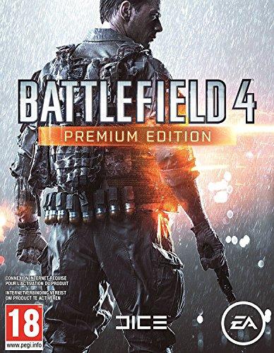 Jeu Battlefield 4 Premium Edition sur PC (Dématérialisé - Origin)