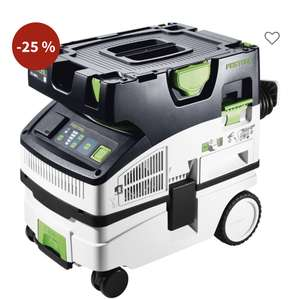 Aspirateur Festool CTL Mini I Cleantec