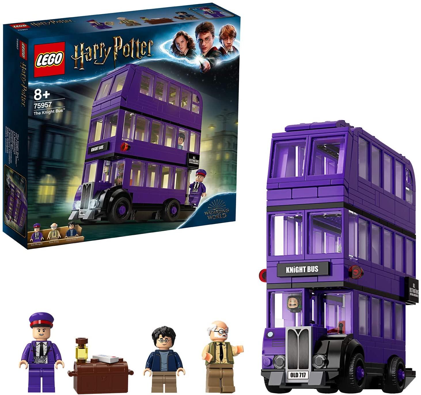 Sélection de Lego Harry Potter en promotion - Ex : Jouet Lego Harry Potter - Le Magicobus Bus n°75957