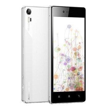 "Smartphone 5"" Lenovo Vibe Shot Z90-7 Blanc - Full HD, Snapdragon 615 Octa Core 1.7 GHz, RAM 3 Go, ROM 32 Go"
