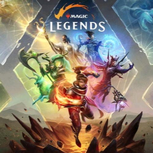 1 Skin de chasseur & 2 Bonus de récompenses de mission gratuits sur Magic Legends (Dématérialisés - steelseries.com)