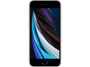 """Smartphone 4.7"""" iPhone SE 2020 64 Go blanc (Frontaliers Allemagne)"""
