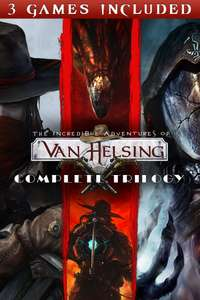 [Membre Gold] Jeu The Incredible Adventures of Van Helsing: Complete Trilogy sur Xbox (Dématérialisé)