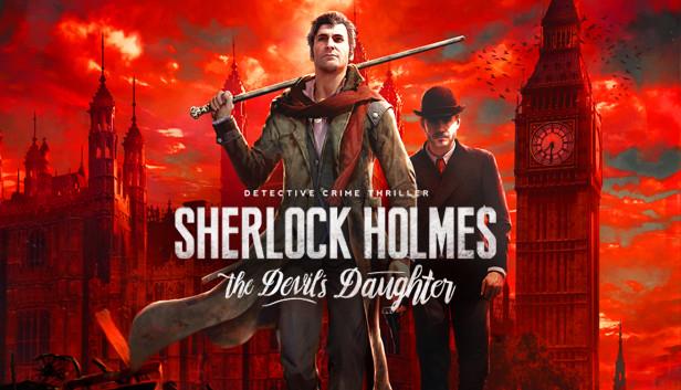 Jeu Sherlock Holmes: The Devil's Daughter sur PC (Dématérialisé)