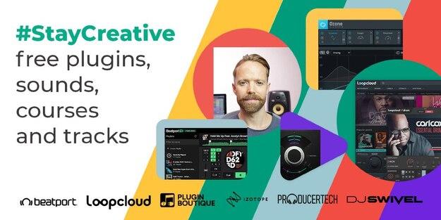 iZotope Ozone Elements + DJ Swivel Spread Gratuits + Loopcloud, Beatport & Producertech Offerts pendant 2 Mois (Dématérialisés)