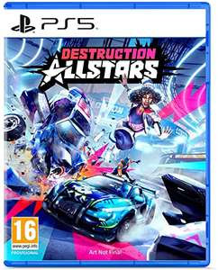 Destruction AllStars sur PS5