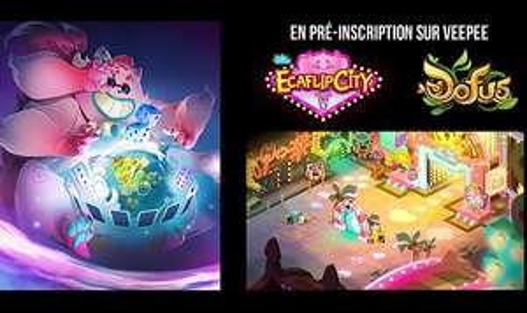 Pack Spécial Ecaflip City : 2 Mois d'Abonnement + 1 Panoplie Colorisable + 1 Location de cosmétique + 1 Potion de changement de couleurs