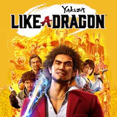 Yakuza: Like a Dragon sur PS4 & PS5 (Dématérialisé)