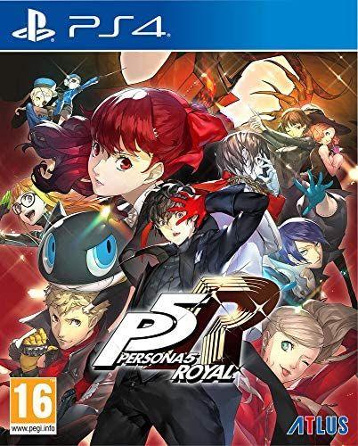 Persona 5 Royal - Standard sur PS4