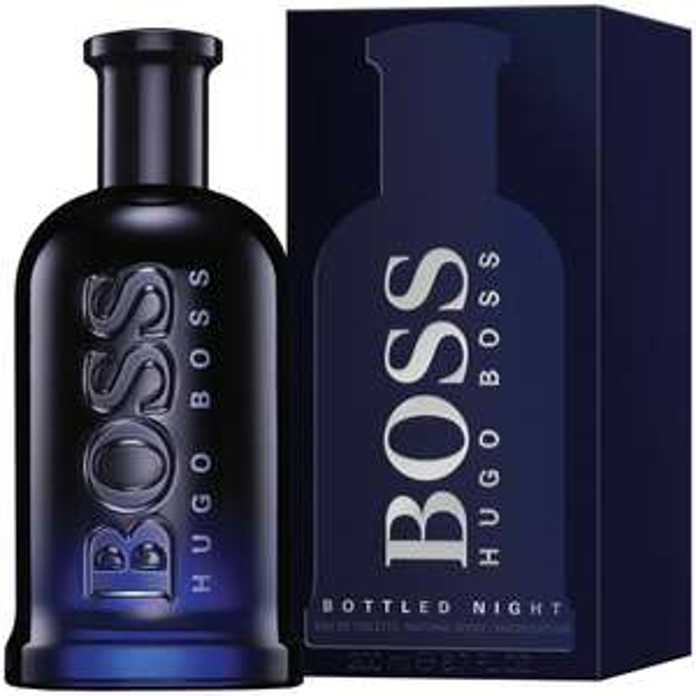 Eau de Toilette Hugo Boss BOSS Bottled Night - 200 ml
