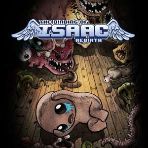 The Binding of Isaac: Rebirth sur PC (Dématérialisé)