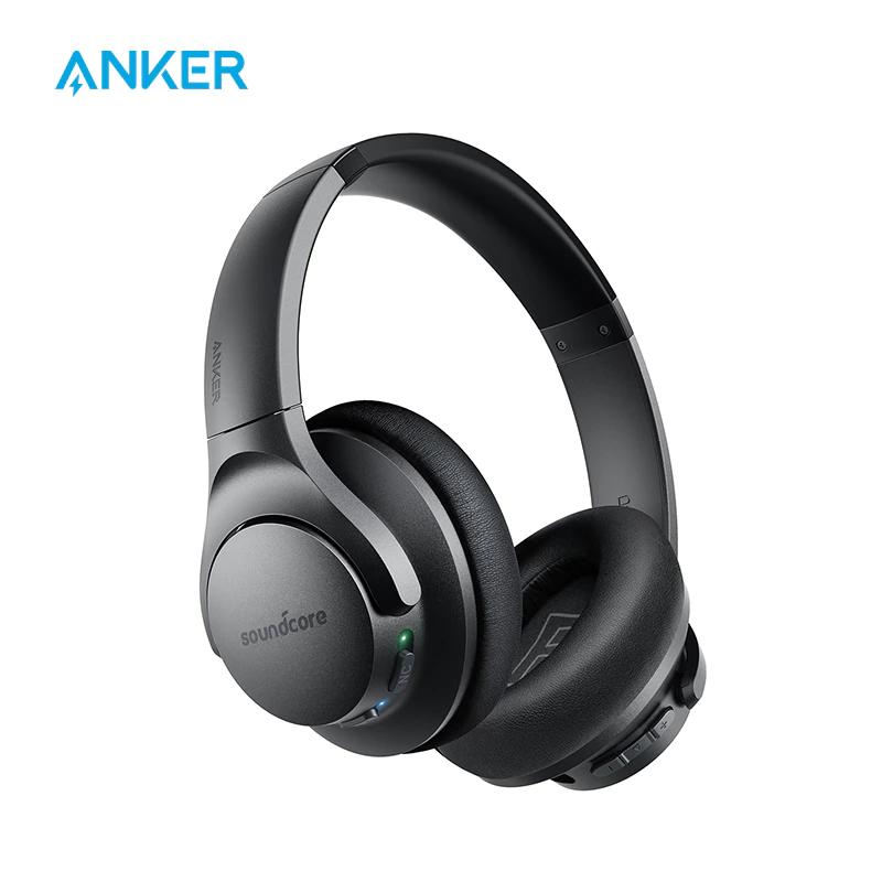 Casque audio sans fil Anker Soundcore Life Q20 - Bluetooth 5.0 HiRes, Réduction de bruit, Autonomie jusqu'à 60h