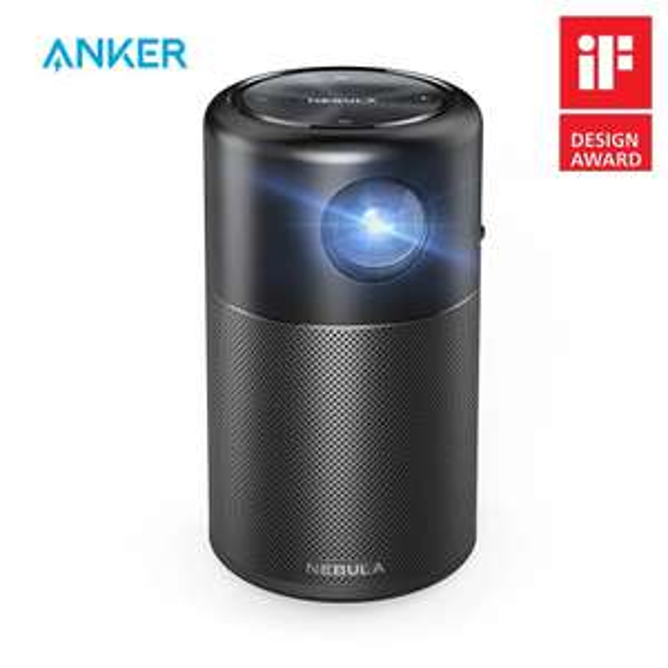 Mini-projecteur Wi-FI Anker Nebula - Wi-Fi, Android (196€ via Code FRMAR20)