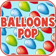 Jeu de réflexion Balloons Pop Pro gratuit sur Android