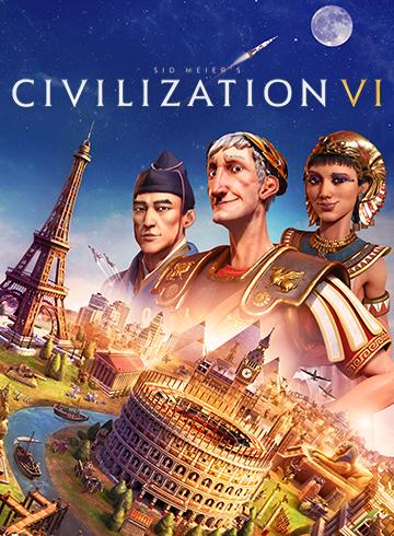 Sid Meier's Civilization VI sur Nintendo Switch (Dématérialisé)