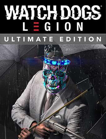 Jeu Watch Dogs Legion : Ultimate Edition sur Xbox One & Series X/S (Dématérialisé)