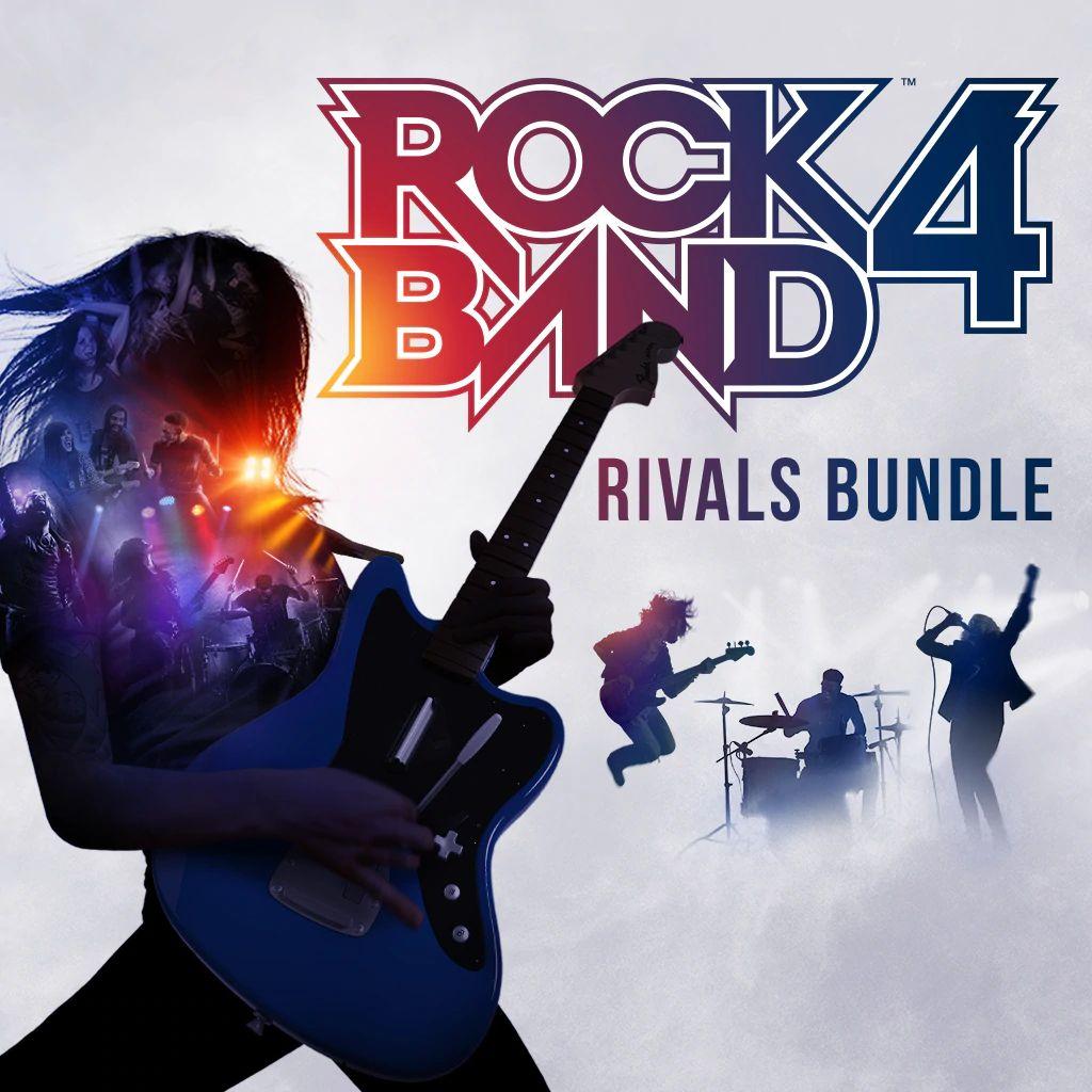 Bundle Rock Band 4 Rivals sur Xbox One & Series S/X (Dématérialisé)