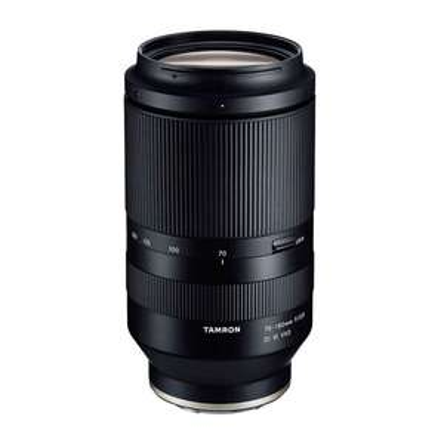 Objectif photo Tamron 70-180 mm F/2.8 Di III VXD compatible Sony FE (vendeur Villatech))
