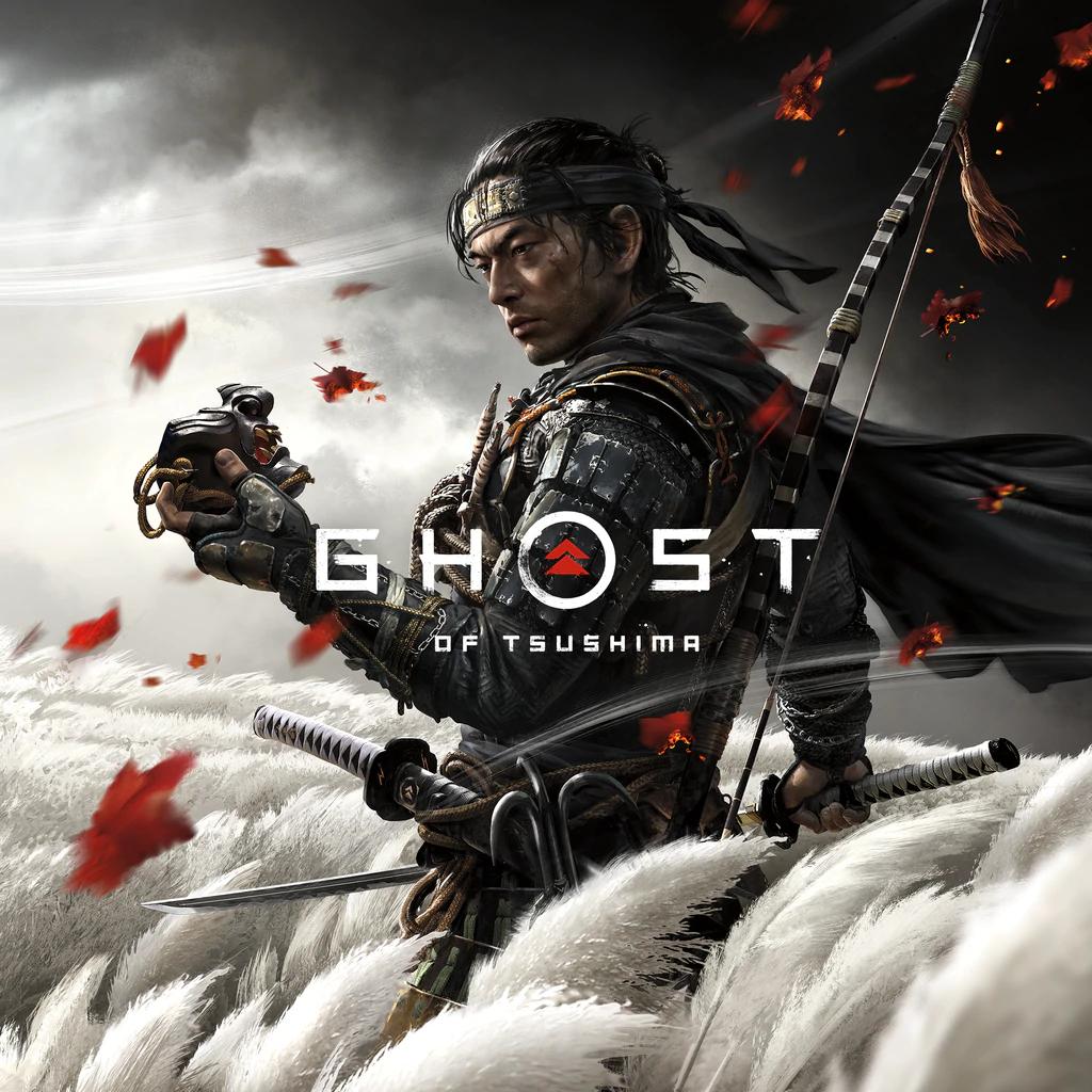 Ghost of Tsushima sur PS4 (Dématérialisé)