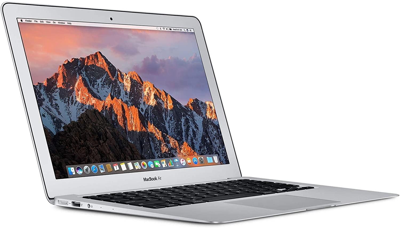 "PC Portable 13.3"" Apple MacBook Air 128 Go (Mi 2017 - MQD32FN/A) - Core i5 bicœur 5e Gen, Intel HD Graphics 6000, SSD 128Go, 8Go RAM"