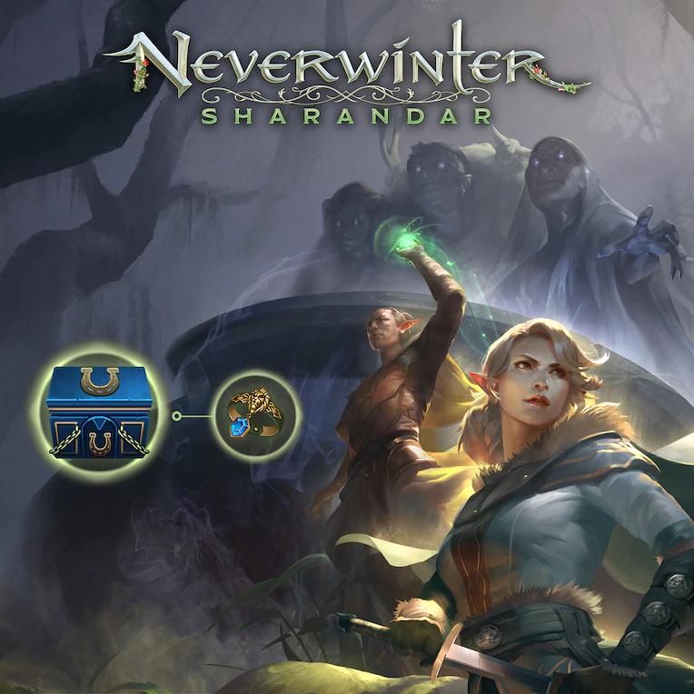 [PS+] Pack de féerie offert pour le jeu Neverwinter: Sharandar sur PS4 (Dématérialisé)