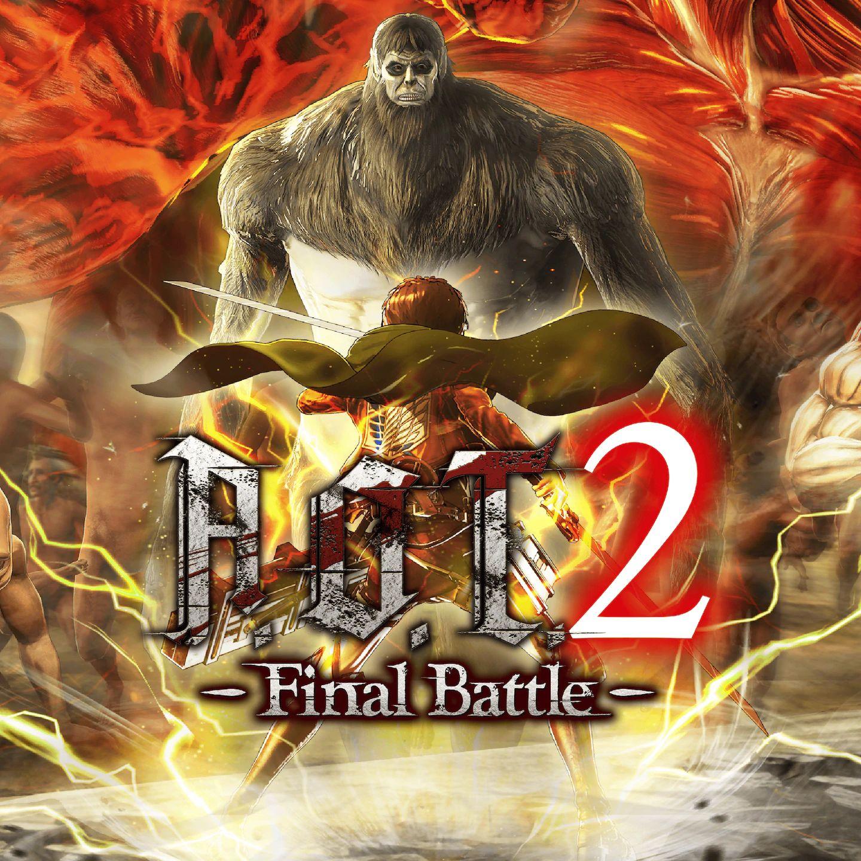 A.O.T 2 Final Battle sur PS4 (Dématérialisé)
