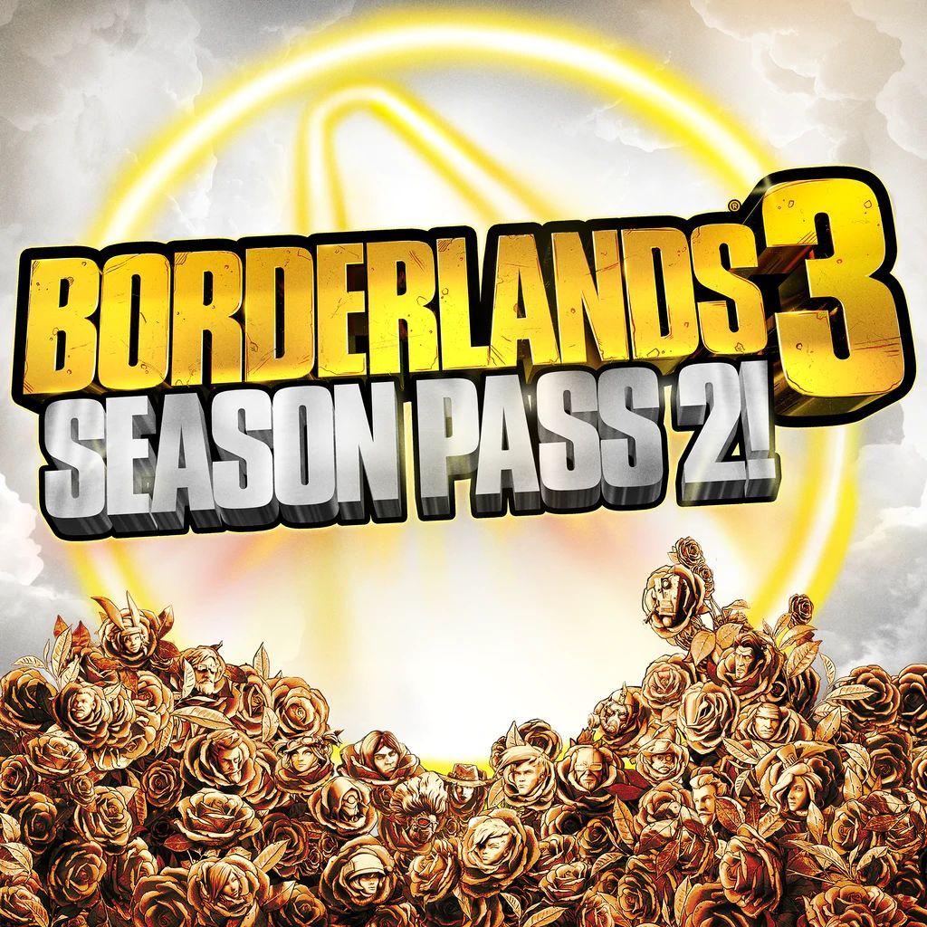 Season Pass 2 pour Borderlands 3 sur PS4 & PS5 (Dématérialisé)