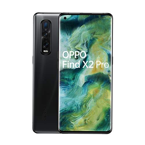 """Smartphone 6.7"""" Oppo Find X2 Pro 5G (Version Italienne) - 12 Go RAM, 512 Go (Reconditionné - Très bon état)"""