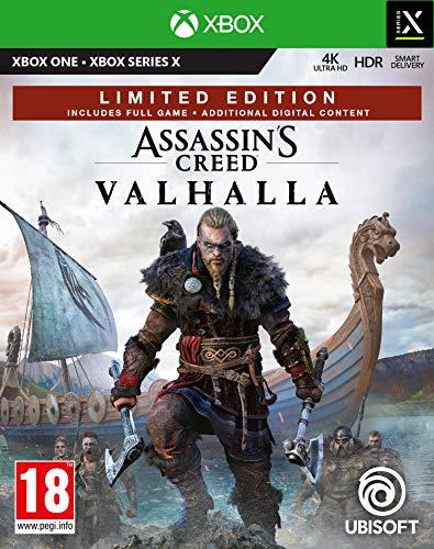 Assassin's Creed Valhalla Édition limitée sur Xbox One & Series X