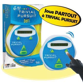 Hasbro A72881010 - Trivial Poursuit Electronique