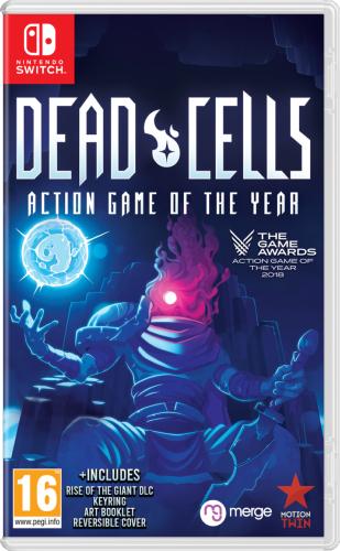 Jeu Dead Cells : GOTY Edition sur PS4 ou Nintendo Switch + Figurine Prisoner