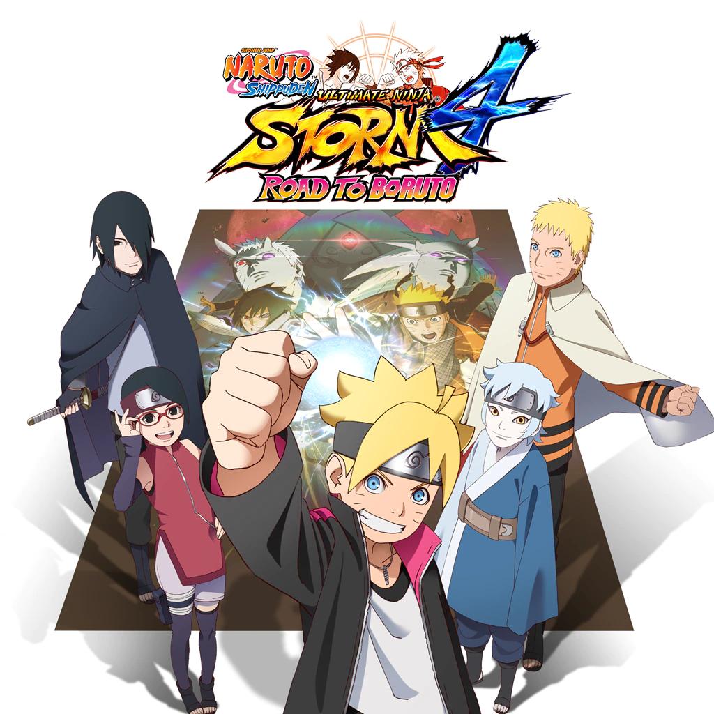 Naruto Shippuden ultimate ninja storm 4: road to boruto sur PS4 (Dématérialisé)