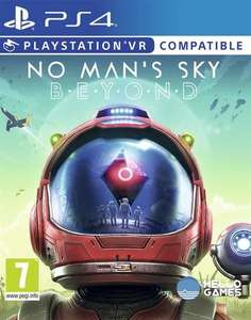 Jeu No Man's Sky Beyond sur PS4 (Frontaliers Belgique - smartoys.be)