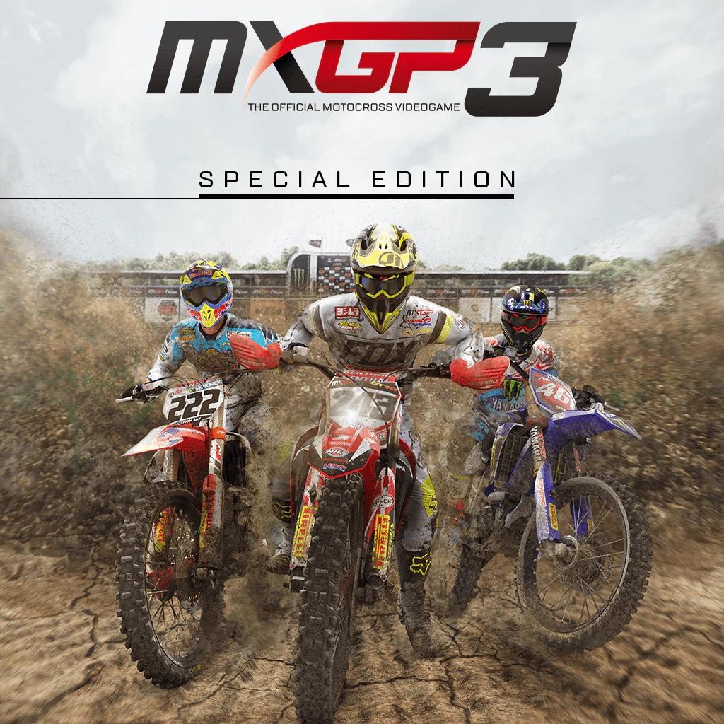 MXGP3 Spécial Édition sur PS4 (Dématérialisé - 4,49€ pour les abonnés PS+)
