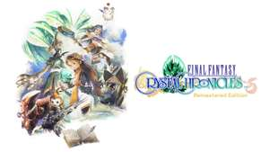 Jeu Final Fantasy : Crystal Chronicles Remastered sur Nintendo Switch (Dématérialisé)