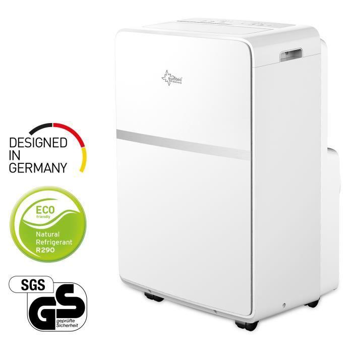 Climatiseur mobile Suntec Impuls 3.5 Eco R290 - 12000 BTU (Vendeur tiers)