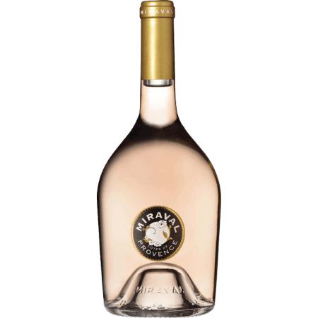 Bouteille de Vin rosé Miraval - 75cl 2020