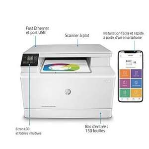 Imprimante Multifonction HP Color LaserJet Pro M182n