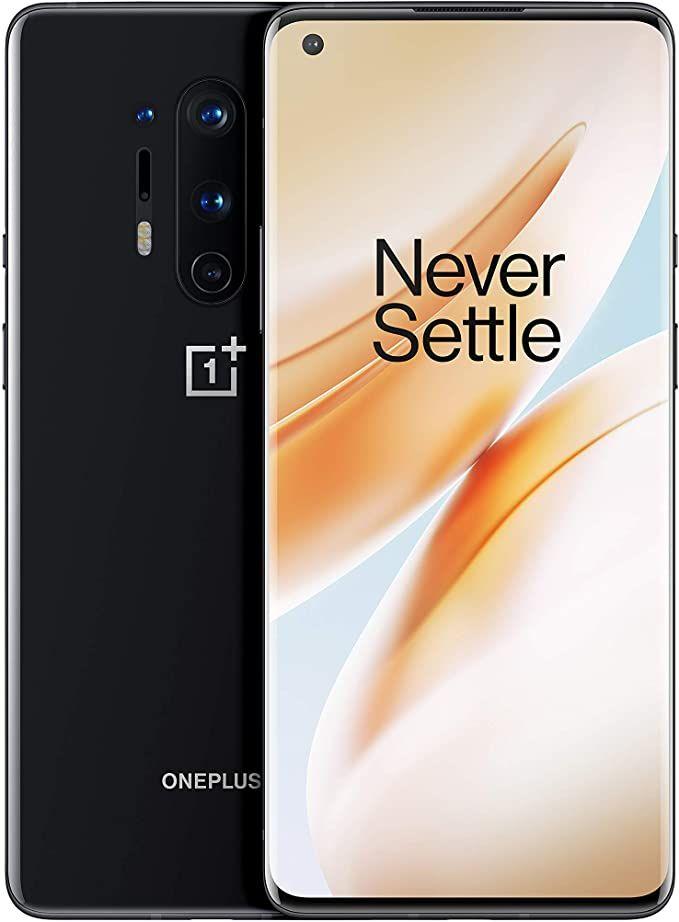 "Smartphone 6.78"" OnePlus 8 Pro 5G (Version Globale) - 120 Hz, WQHD+, SnapDragon 865, 8 Go de RAM, 128 Go (579€ via Code PASSION28)"