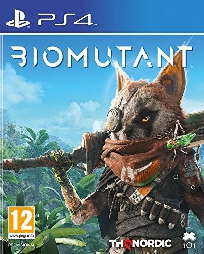 [Précommande] Biomutant sur PS4