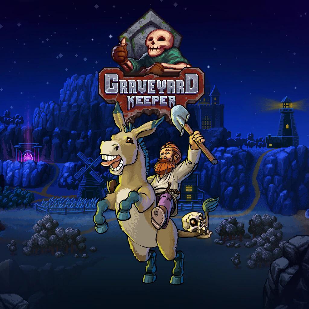 Graveyard Keeper à 3.65€ et Horizon Zero Dawn Complete Edition à 24.99€ sur PC (Dématérialisés - Steam)