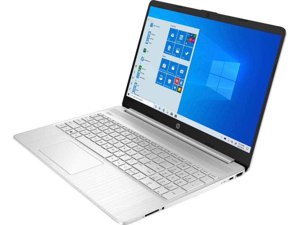"""PC portable 15.6"""" full HD HP 15s-eq1087nf - AMD Ryzen 5 4500U, 8 Go RAM, 512 Go SSD, Windows 10"""