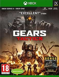 Gears Tactics sur Xbox One & Series S/X